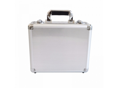 Portable Aluminum Carrying Case for DJI Mavic Pro Drone (Sliver)