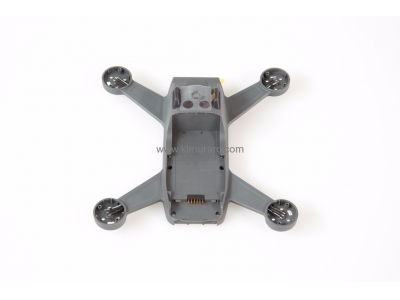 Original Middle Frame Semi-finished Product for DJI SPARK Drone Spart Part