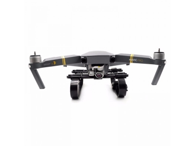 Extension landing skid & LED light/camera/GPS mount for DJI Mavic PRo/Platinum